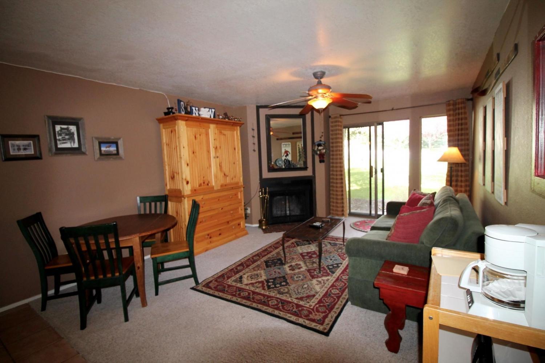 SnowCrest Cabin
