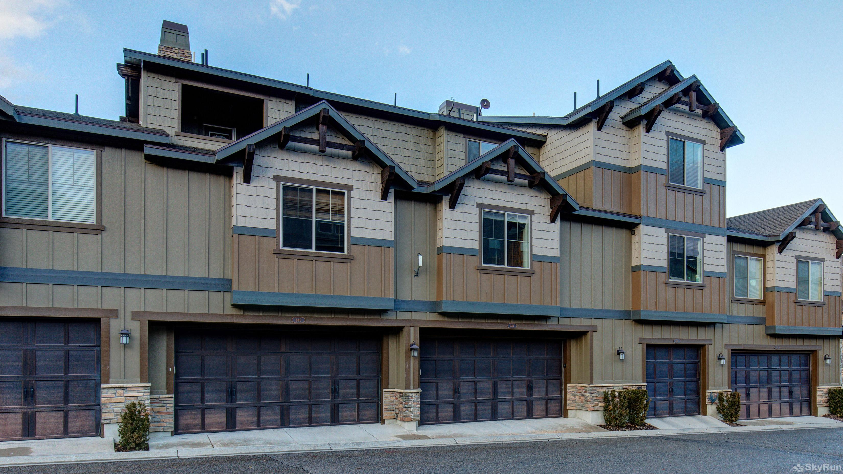 Lovely 2 Bed 2 Bath Ski Townhome Large Garage