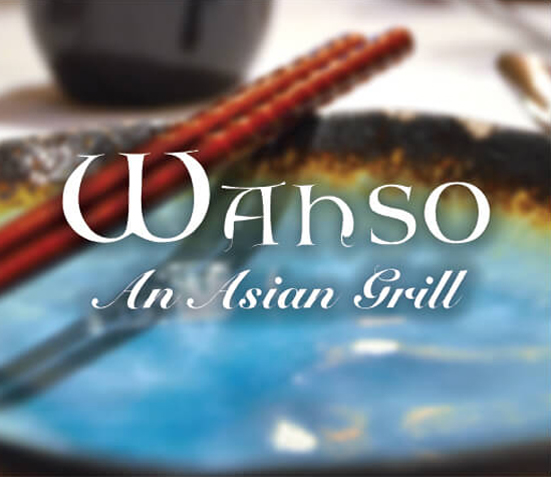 Wahso Asian Grill